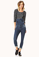 Favorite Denim Overall | FOREVER21 - 2000089708