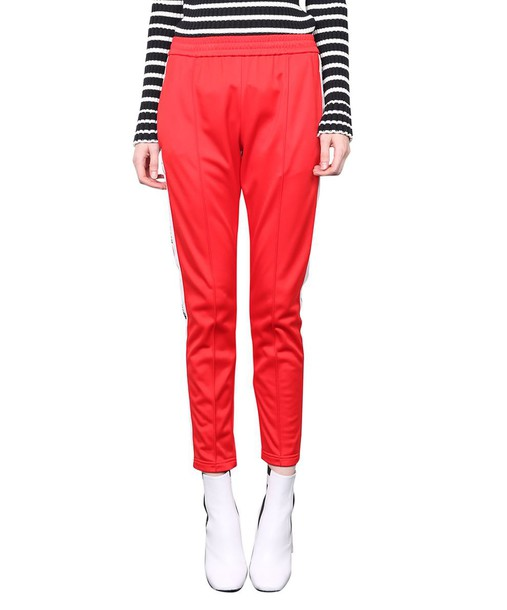 MSGM pants track pants