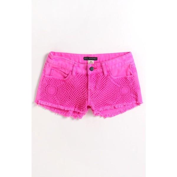 Billabong Dreamer Shorts - Polyvore