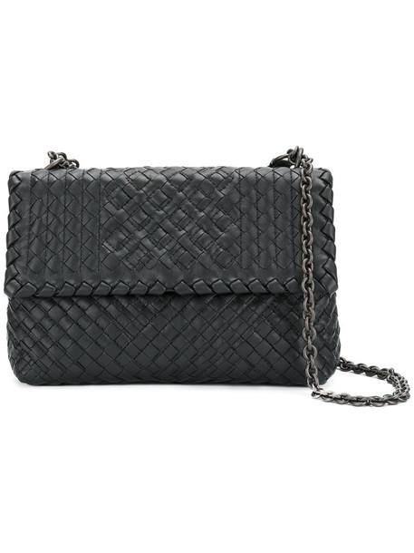 Bottega Veneta women bag shoulder bag black