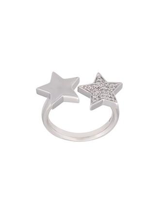 diamond ring metallic women ring jewels