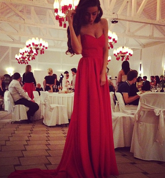 dress red dress long prom dress prom dress long red dress red formal dress swimwear red prom dress sexy party dresses sexy dress strapless dress sweetheart dress elegant dress gown prom elegant maxi dress girl wedding flowers glamour this long nice hair red dres