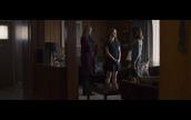 dress,brie larson,women,blue dress,movies