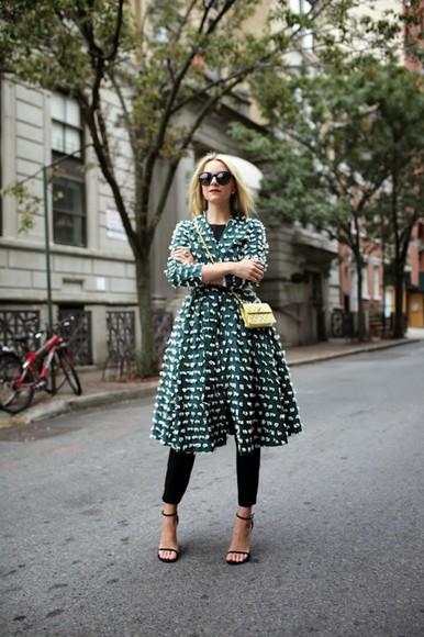 atlantic pacific blogger sunglasses jacket bag jewels