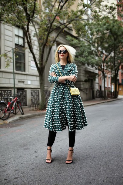 atlantic pacific blogger jacket sunglasses bag jewels