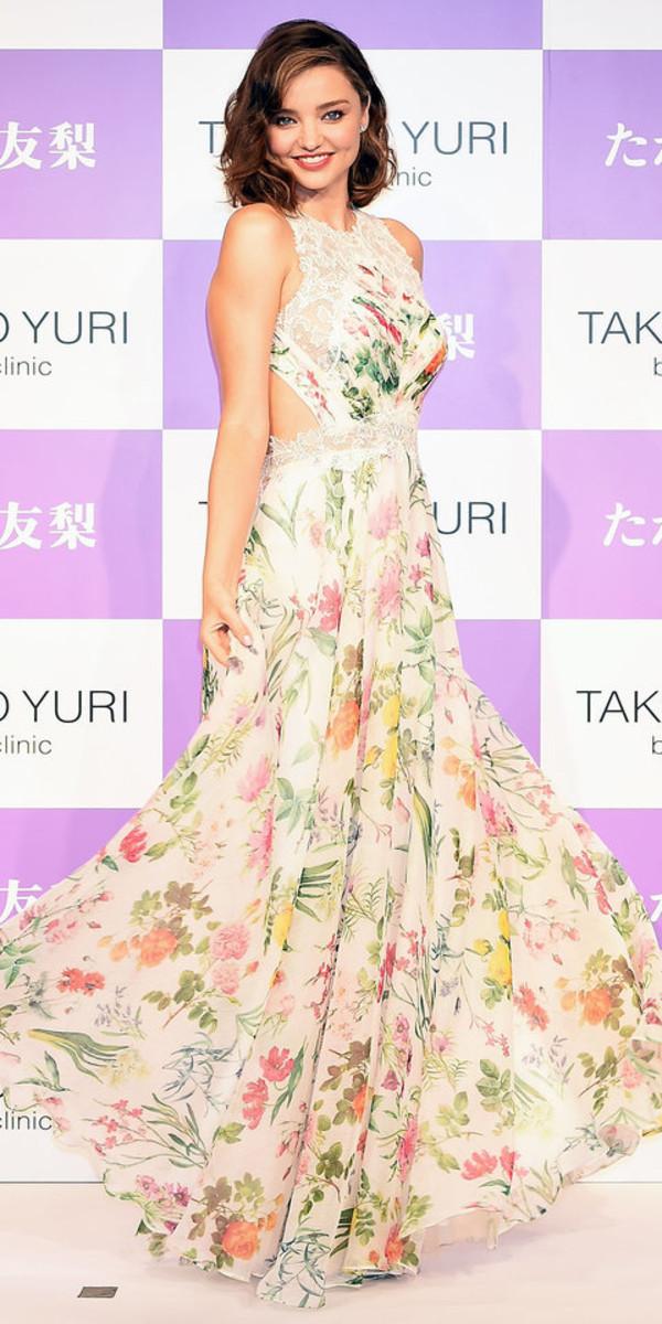 da6f49aa381fb dress maxi dress summer dress summer outfits miranda kerr model off-duty  gown bridal gown.