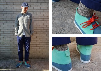 buckets and spades blogger casual menswear mens shoes