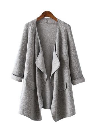 coat cardigan trench coat tweed