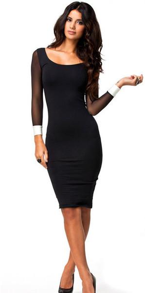 Mono Mesh Dress | Outfit Made