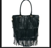 bag,talia tassel tote bag from asos