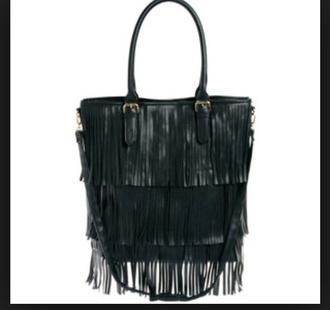 bag talia tassel tote bag from asos