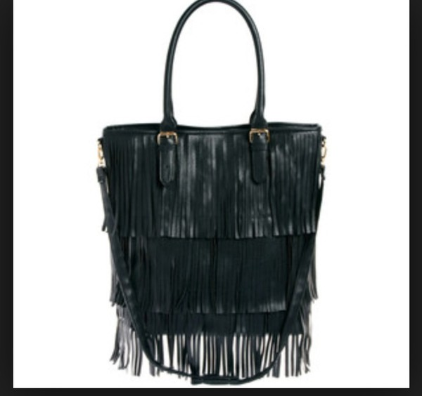 bag talia tassel tote bag from asos