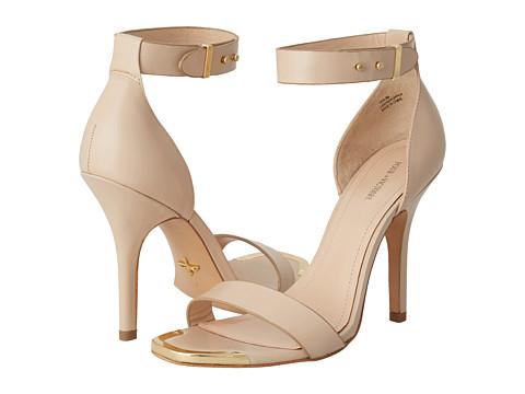 Pour La Victoire Yaya Dress Sandal Nude Box Calf - Zappos.com Free Shipping BOTH Ways