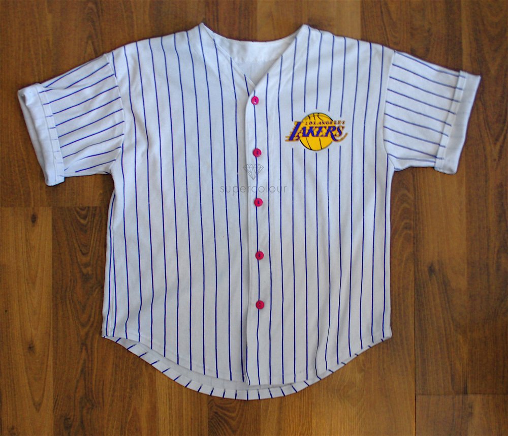 Lakers vintage shirt