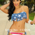 2013 Summer Lady Push up Padded USA Bikinis BOHO American Flag Fringe Tassel Bandage Bathing Suits Swimwear Free Shipping-in Bikinis Set from Apparel & Accessories on Aliexpress.com
