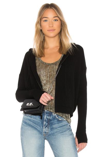 Nili Lotan cardigan cardigan black sweater