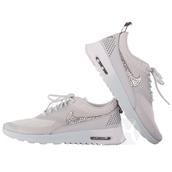 Swarovski Crystal Bling Nike Air Max Thea NWT