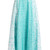 Flecked fil coupé midi skirt
