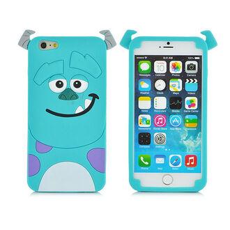 phone cover cute blue monster alien kawaii purple tumblr smile iphone 6 case girly original cardigan coat dress