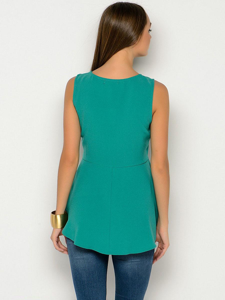 Through design sleeveless round neck mesh splicing striped dress for women