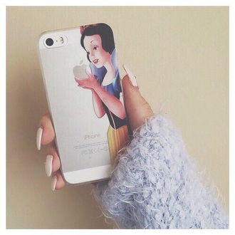 phone cover iphone 5s snow white disney fairy tale