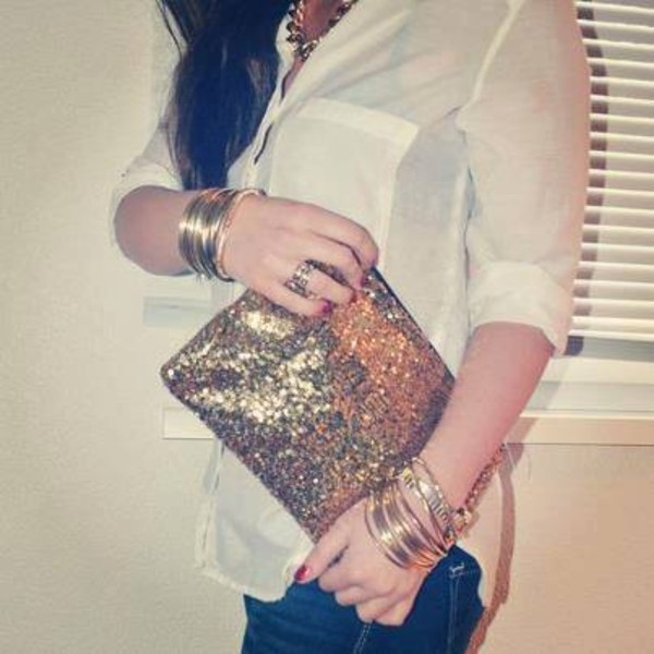 bag shirt jewels