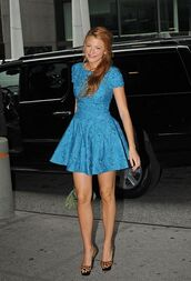 blake lively,gossip girl,serena,dress