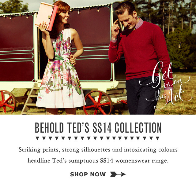 Womens Clothing | Designer Clothing for Women | Ted Baker