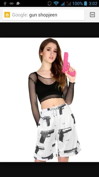 bag gun pink gun aesthetic tumblr aesthetic tumblr fake gun gun fake