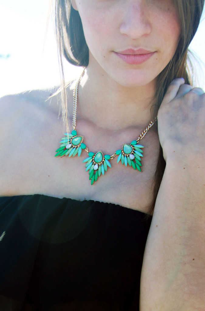 Southwestern Statement Necklace - METROmorphos