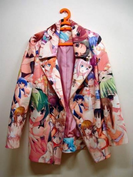 jacket anime suit