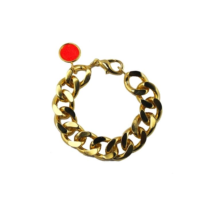 Sydne drop bracelet