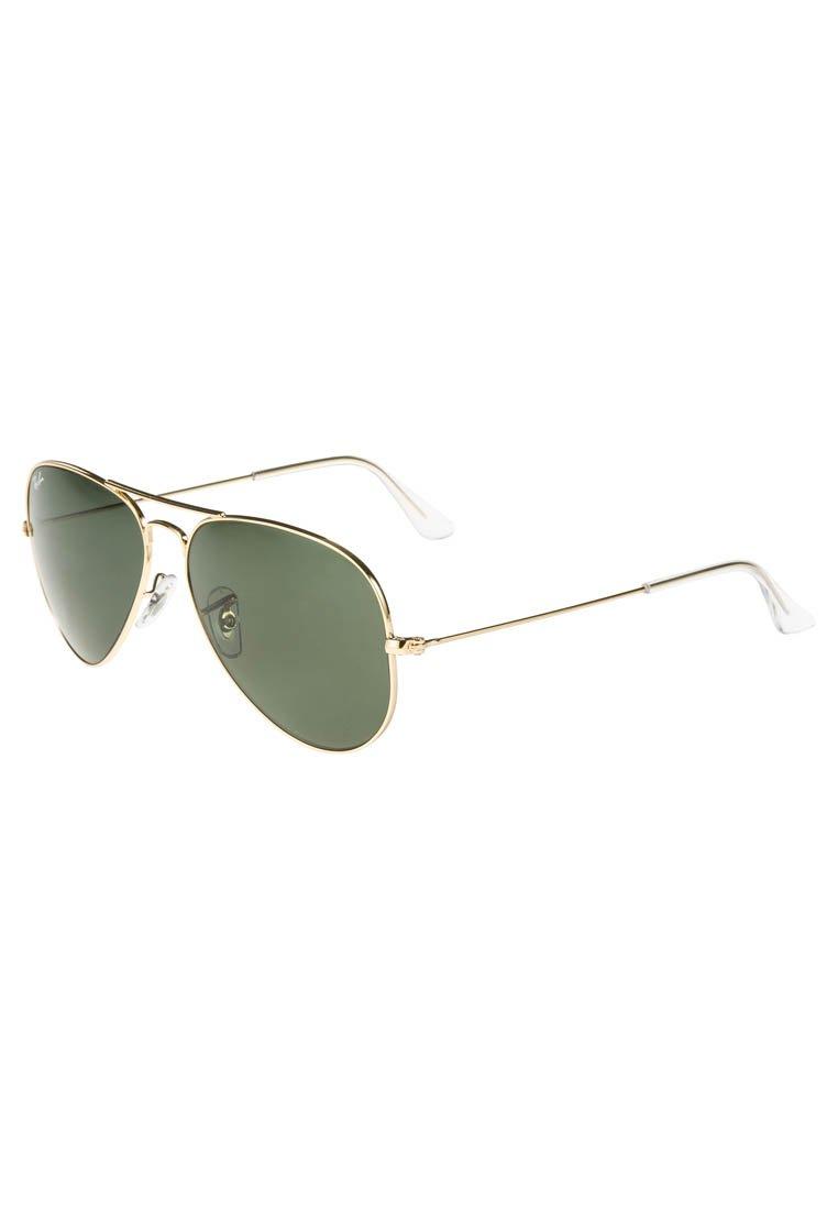 Ray-Ban AVIATOR - Sonnenbrille - goldfarben - Zalando.de