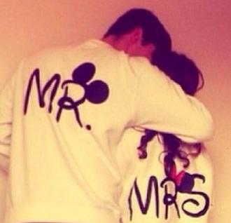 disney mickey mouse mrs. mr. sweater disney sweater minnie mouse minnie mouse sweater