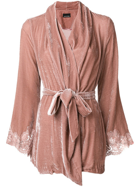 jacket women lace nude cotton silk
