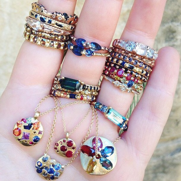 jewels rings and tings hippie accessories