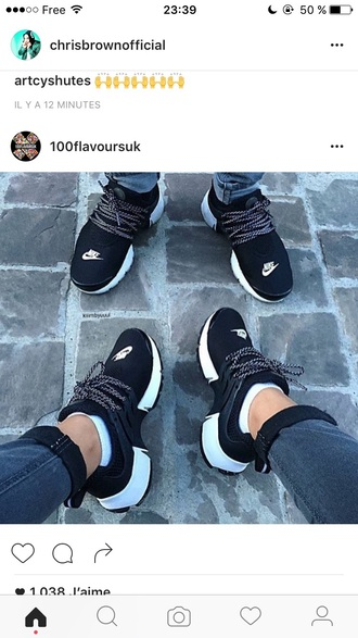 shoes sneakers nike sneakers black and white black shoes nike nike shoes black sneakers