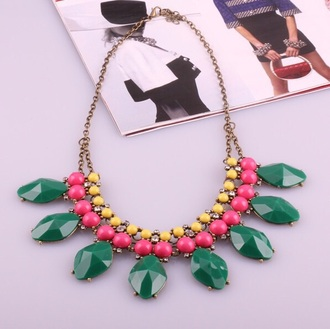 jewels classic cute necklace