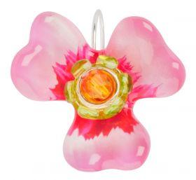 Розовые цветы  E3554/1