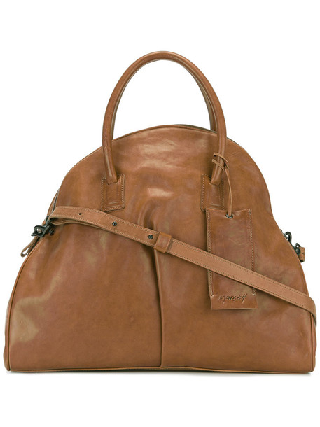 Marsèll - 'Noce' tote bag - women - Leather - One Size, Brown, Leather