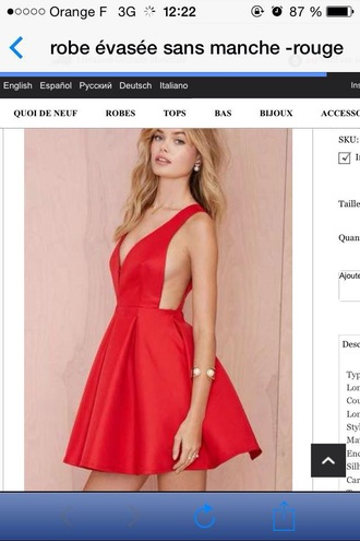 dress red dress sexy dress love is in the air love romantic valentines day gift idea