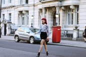 preppy fashionist,blogger,blouse,skirt,shoes,bag,jewels,shoulder bag,high heels,summer outfits,black skirt