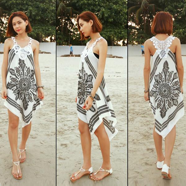 dress beach bohemian dress