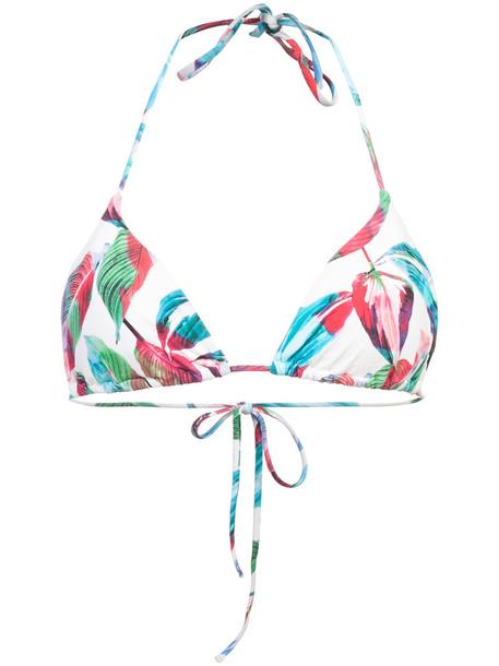 onia bikini bikini top string bikini women spandex blue swimwear