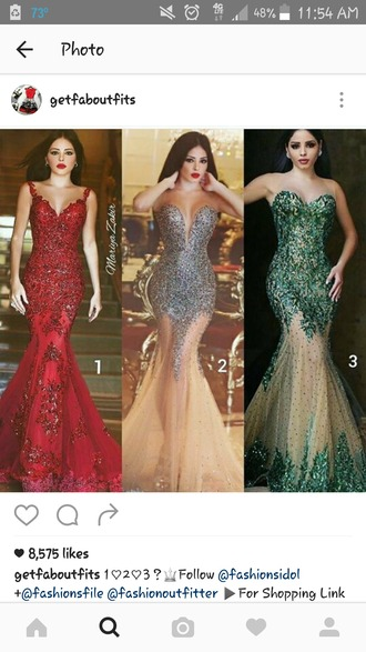 dress prom mermaid dress evening dress long evening dress prom2016 mermaid dresses green dress red dress cream dress beige dress