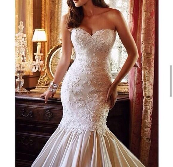 wedding dress wedding dress lace mermaid wedding dresses mermaid dress