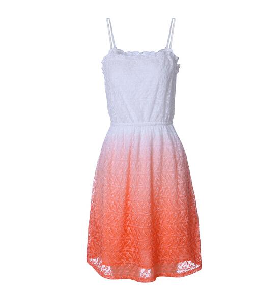 Hot lace cute dress