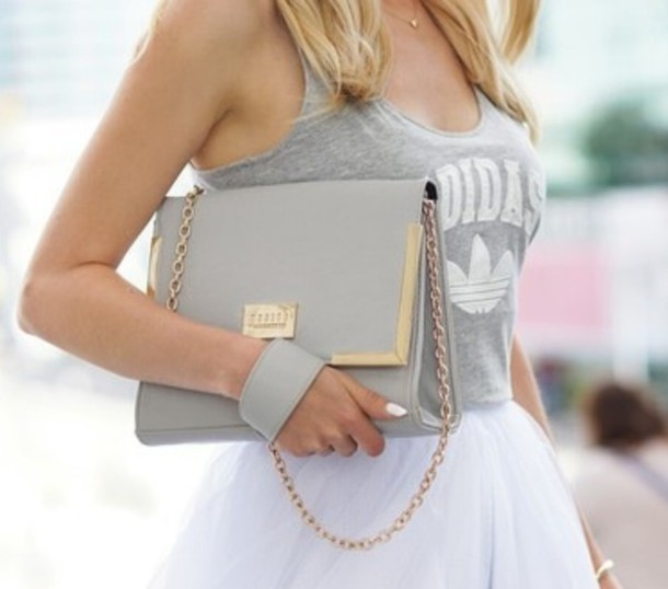 shirt bag little grey bag beautiful bags grey bag awesome bag cool bags
