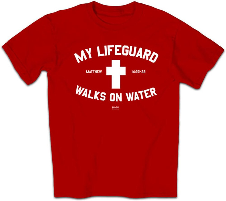Shirt lifeguard kerusso design: clothing