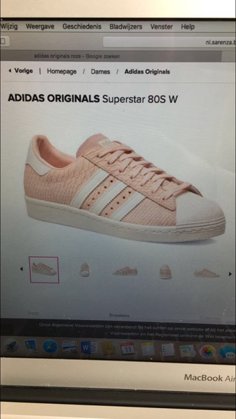 adidas superstar dames snake